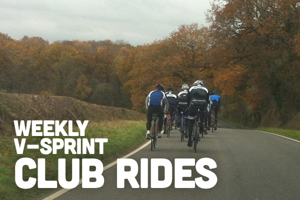 V-Sprint club-rides